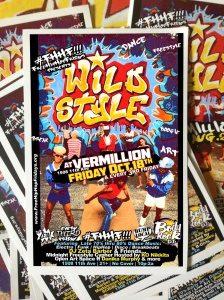 WILDSTYLE Free Hip Hop!!! Every 3rd Friday @ Seattle | Washington | United States