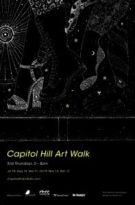 Capitol Hill Artwalk