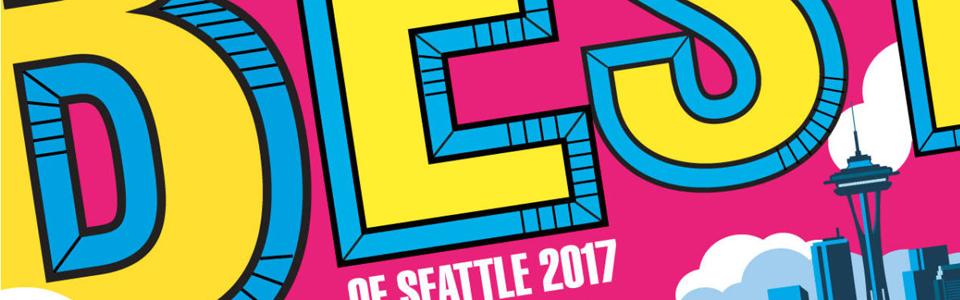 Best of Seattle Weekly Readers 2017: BEST GALLERY